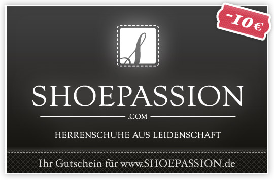 Shoepassion-Gutschein